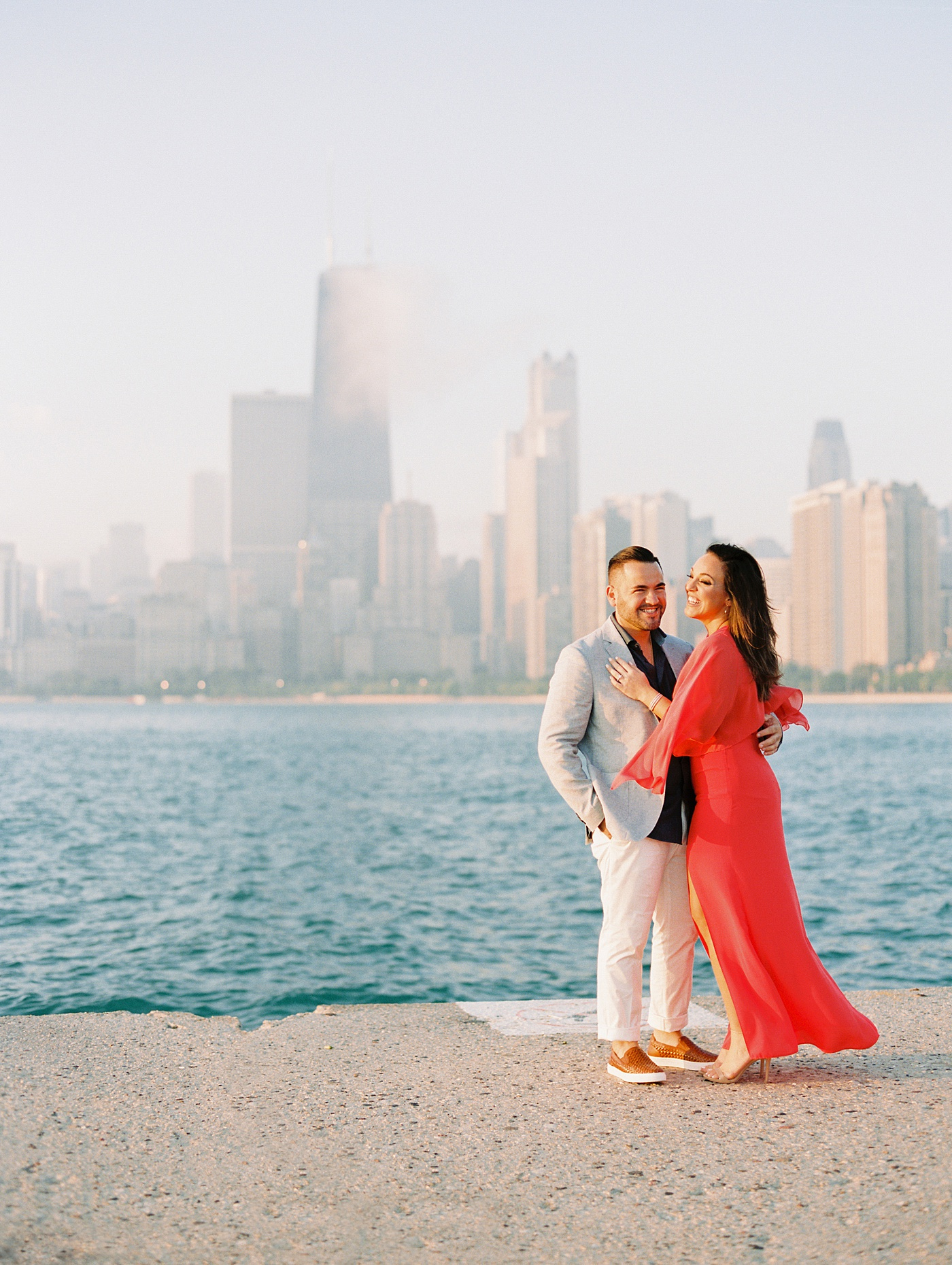 chicago film wedding photographer