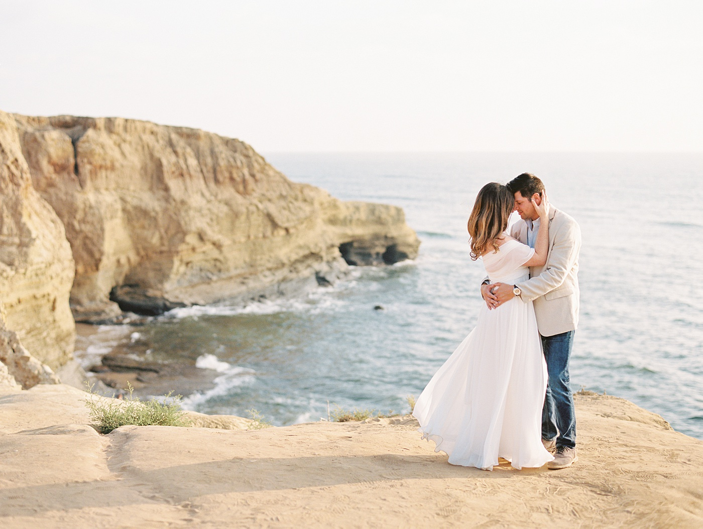 romantic san diego wedding photographer