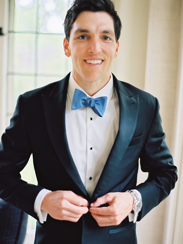fine art groom portrait