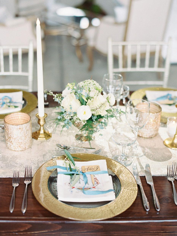 Forest Park wedding reception