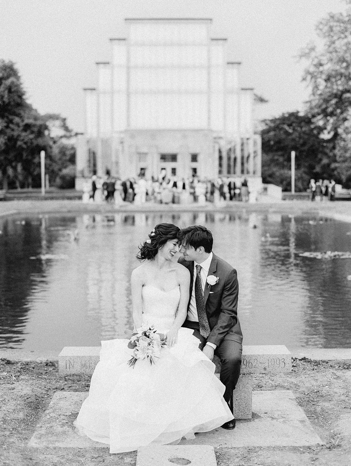 jewel box wedding photos