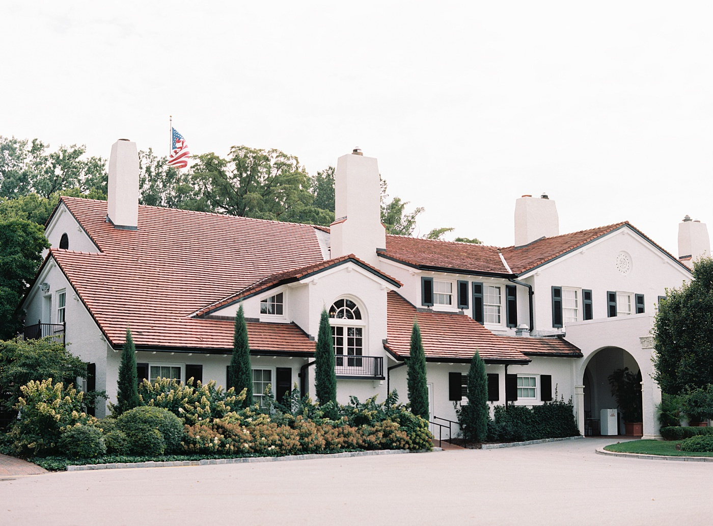 st louis country club wedding