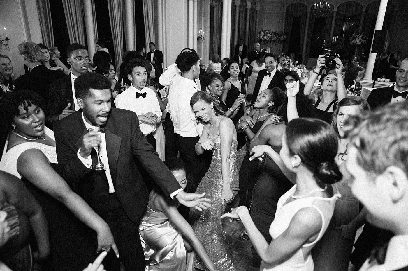 wedding dancing