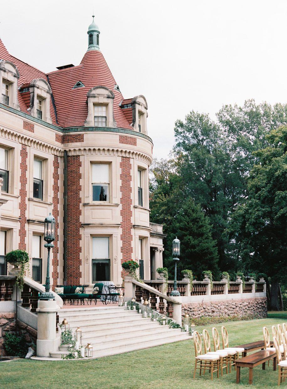 Busch mansion Grant's Farm