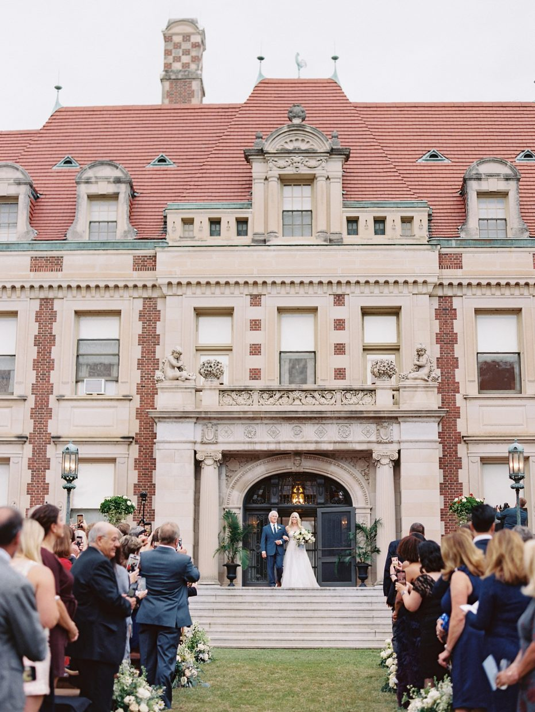 busch mansion wedding in grant's farm