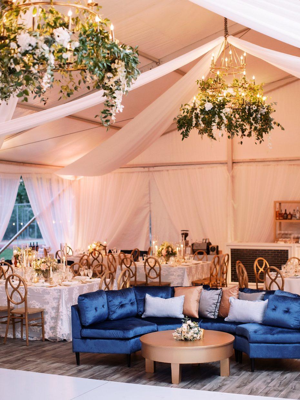 wedding reception lounge furniture
